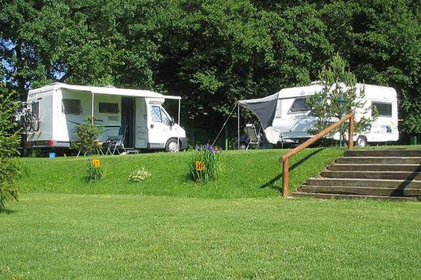 Emplacement camping Vizille