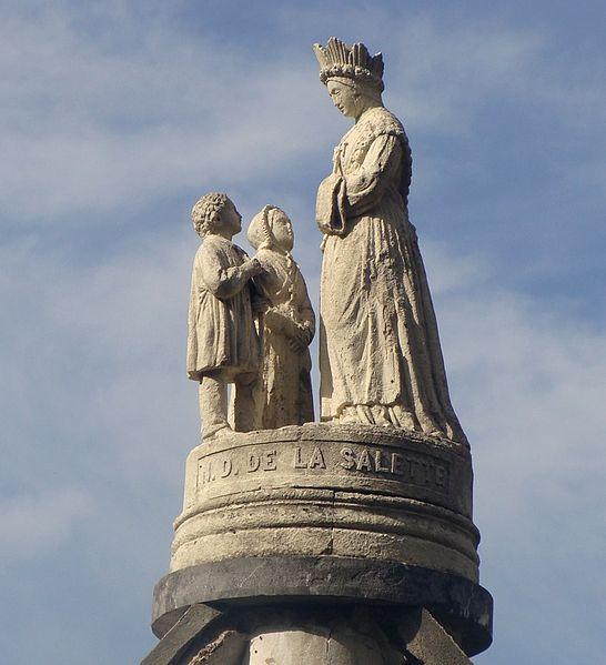 Le Sanctuaire de Notre Dame de la Salette